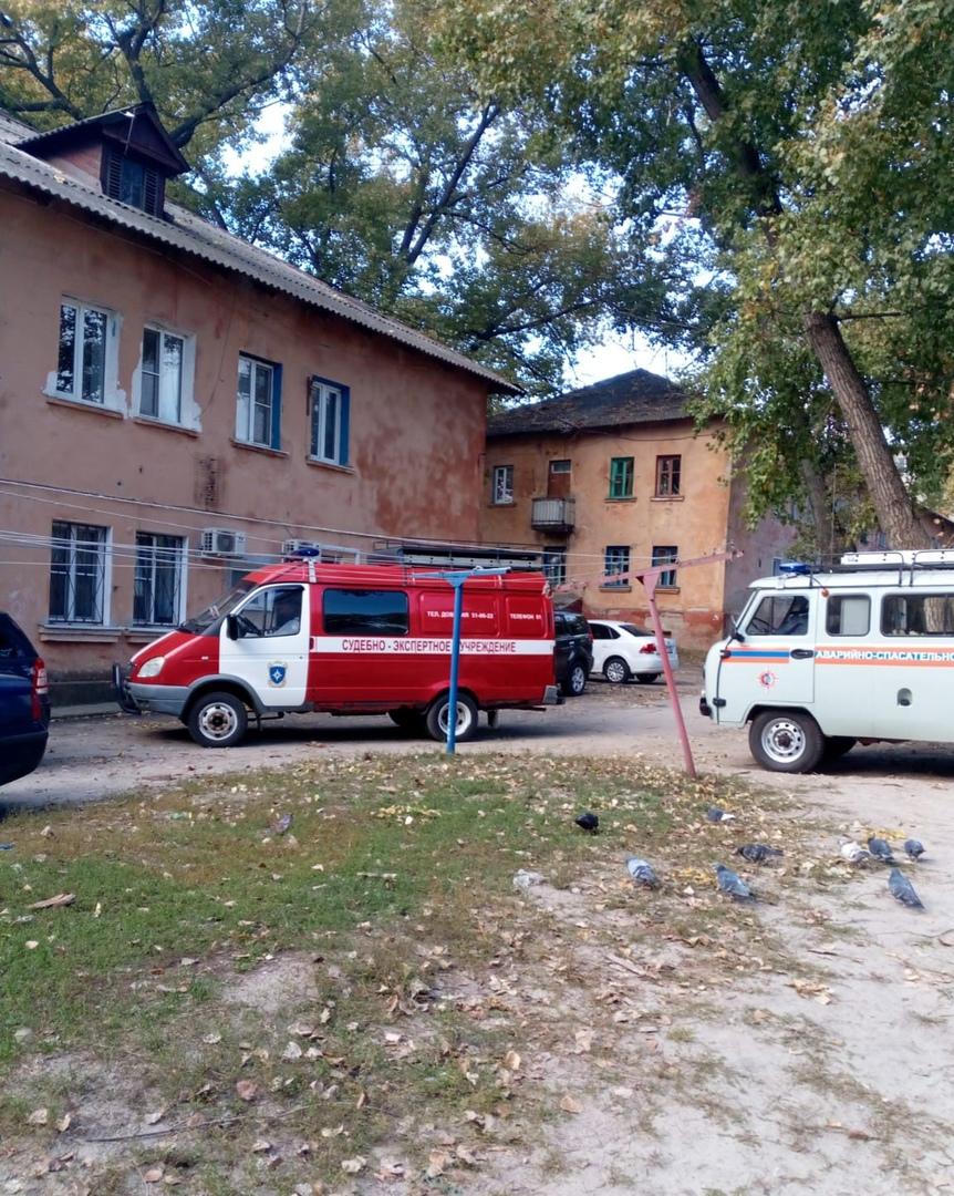 В Курске жильцам дома №13 на улице Сумской, где рухнула бетонная плита перекрытия, предложили переселиться в маневренный фонд
