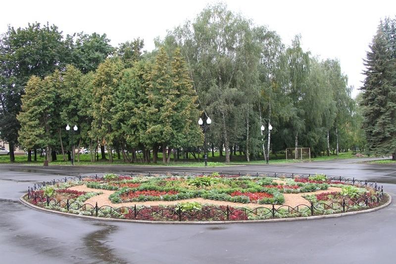 Работы в Волжском парке Рыбинска идут с отставанием графика