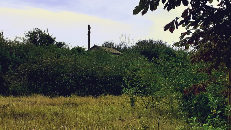 Заброшенная-деревня