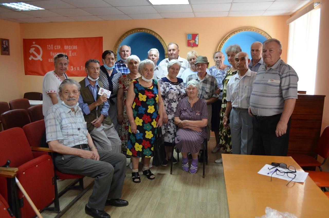 Сегодня - Международный день пожилых людей