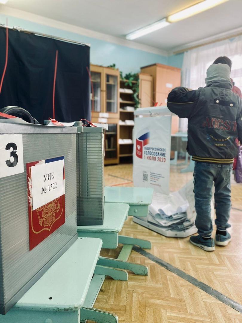 В Петровске продолжается первый день выборов депутатов Госдумы и горсовета