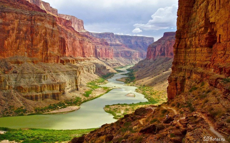 Земля один огромный древний карьер, изображение №67
