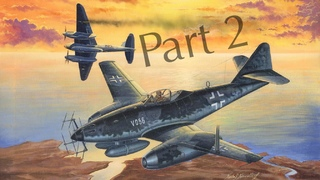 Hobby Boss 1/48 Me 262 A1-a I Video Build I Part 2 I