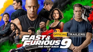 FAST AND FURIOUS 9 Trailer (2021)| F9 THE FAST SAGA | Annisa Poetry