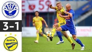 Динамо Батуми - БАТЭ 3-1 - Обзор Матча Второй квалификационный раунд Лиги Конференций 29/07/2021 HD
