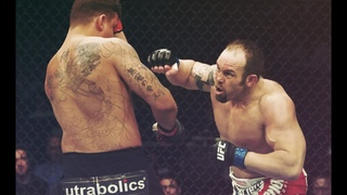 Шейн Карвин. Устрашающий нокаутер UFC из 2000х