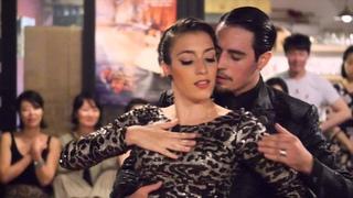 Juan Malizia y Manuela Rossi #3 @ El Tango Seoul, 7th May 2016, Grand Milonga