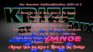 New Generation ItaloDisco&EuroDiscoDance 2021r vol 2