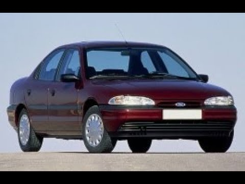 1993 Ford Mondeo Promotional Launch Film feat Sir Jackie Stewart Tony Bastable and Brian May