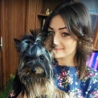 Фотография страницы Тани Лыман ВКонтакте