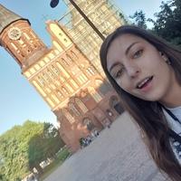 Фотография страницы Александры Великой ВКонтакте