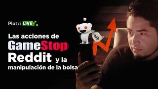 Reddit Vs. Wall Street | La manipulación de la bolsa con GameStop