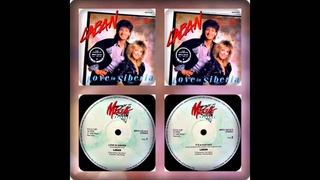 LABAN - LOVE IN SIBERIA /  IT'S  A FANTASY  1986