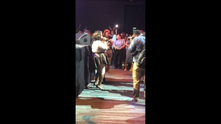 Kim Burrell Mic Toss ft. India Arie, Lalah Hathaway, Chrisette Michele