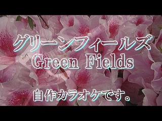 グリーン・フィールズ / Green fields / Guitar Instrumental cover / カラオケ付