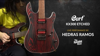 Cort KX300 Etched - демо от Hedras Ramos