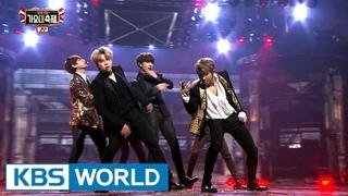 BTS - FIRE [2016 KBS Song Festival / ]