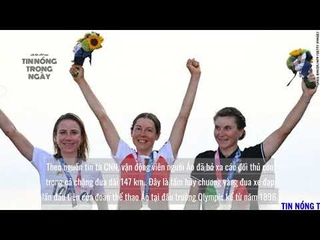Tình huống dở khóc dở cười vì ăn mừng nhầm… huy chương vàng Olympic